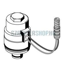 Schell mágnes szelep 6 V-os, integrált előszűrővel, SCHELLTRONIC/COMPACT HF