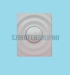 (37063SH0) Grohe WC-tartály nyomólap Surf fehér 37063