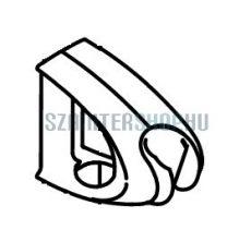 (97024000) HG Unica'D zuhanykocsi Pharo Comfort